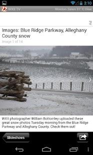 WXII 12 News and Weather- screenshot thumbnail