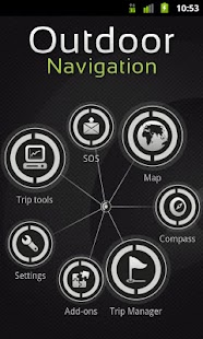 Outdoor Navigation- screenshot thumbnail