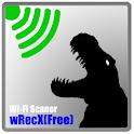 Wi-Fi scanner wRecX(Free) logo