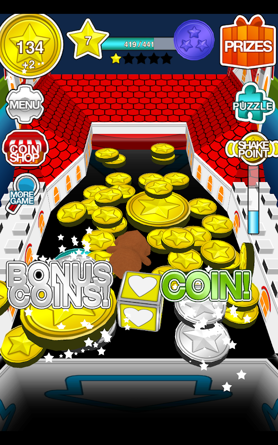 Coin House - screenshot