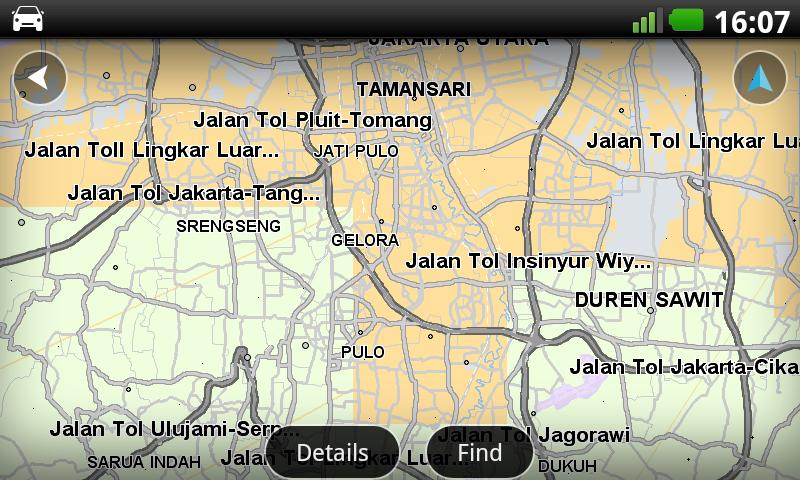 TomTom South East Asia - screenshot