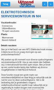 Uitzendbureau-vacatures.nl - screenshot thumbnail