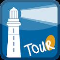 La Hague Tour logo