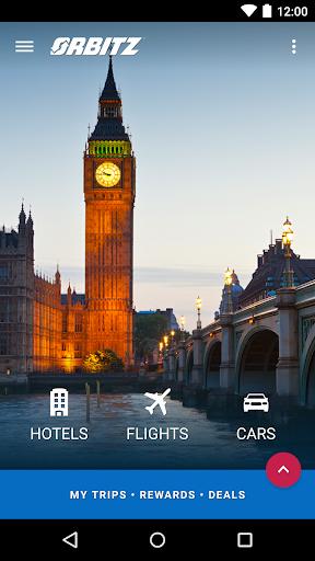 Orbitz - Flights Hotels Cars