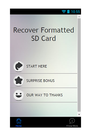 Recover Formatted SD Card Tip