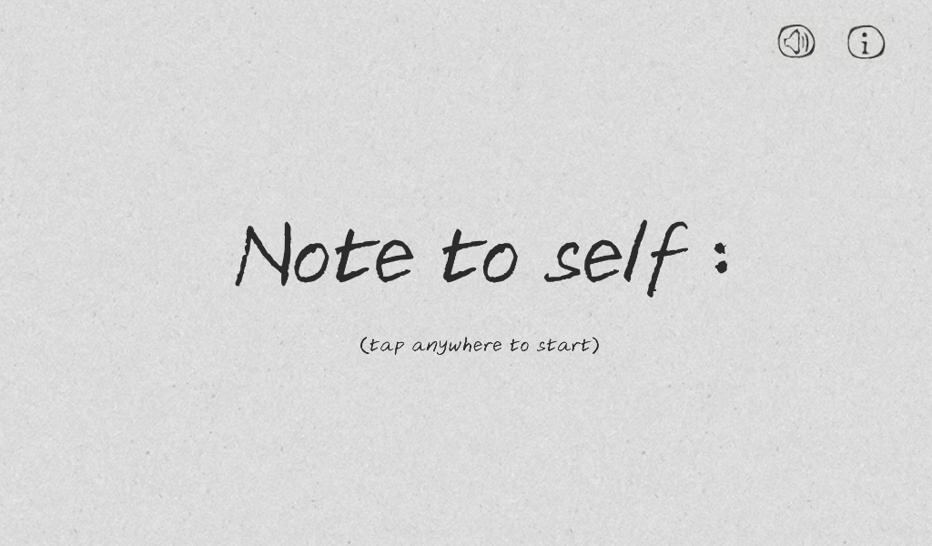 Note-To-Self 19
