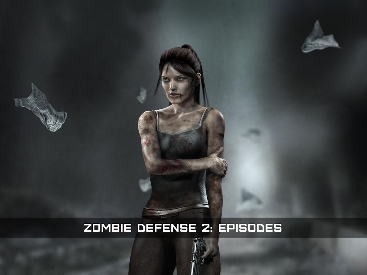Zombie Defense 2: Episodes- screenshot