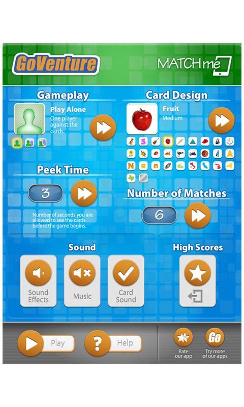 GoVenture MATCHme Free- screenshot