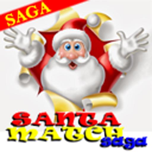 Santa Match Saga