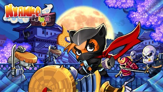 Nyanko Ninja - screenshot thumbnail