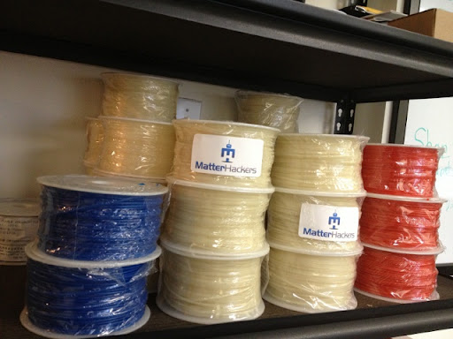 MatterHackers Filament - Ready to Ship