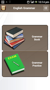English Grammar Book Add Free- screenshot thumbnail