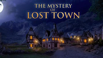 Screenshot of Mystery of Lost Town Adventure