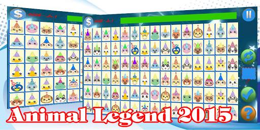 Picachu Animal Legend 2015