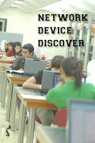 Network Device Discovery