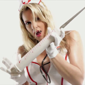 Sexy Nurse HD logo