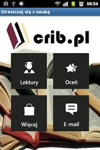 Streszczenia Lektur- screenshot thumbnail