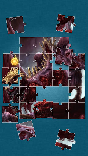 Demons Jigsaw Puzzle