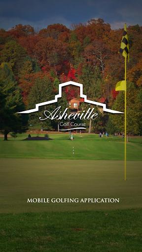 Asheville Golf GPS