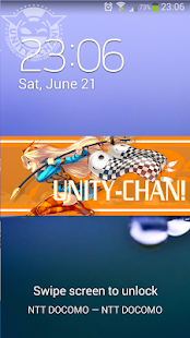 UNITY-CHAN FOR CUT-IN!- screenshot thumbnail