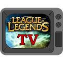 LOL방송:롤대회방송TV+아프리카+전적검색리그오브레전드 icon