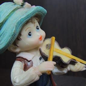 Toy Boy by Rahul Savaliya - Artistic Objects Toys ( music, cool, new, toy, color, art, still, dof, boy )