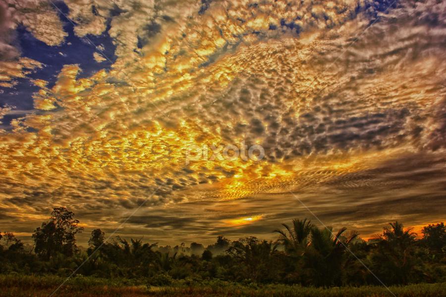 indahnya pagi by Wahyudi Syahrir - Landscapes Sunsets & Sunrises