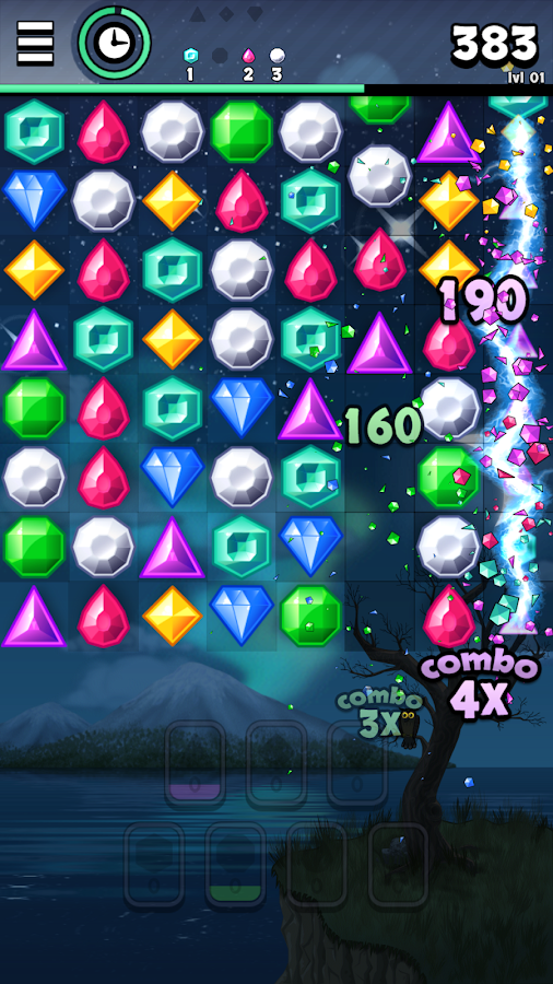Jewels 2- screenshot