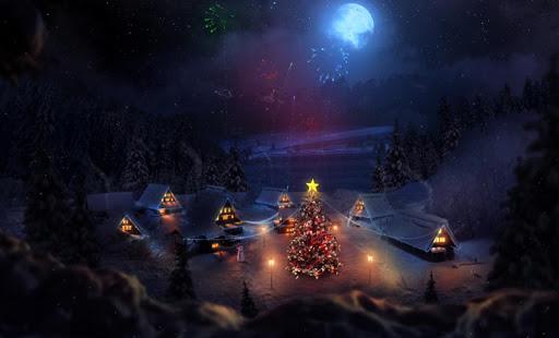 【免費個人化App】Christmas live wallpaper-APP點子