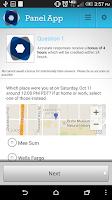 Screenshot of Panel App - Prizes & Rewards