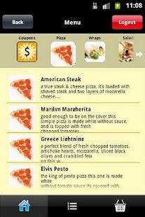 Pinkys Famous Pizza- screenshot thumbnail