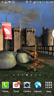 Clash of Medieval Castle lite - screenshot thumbnail