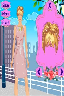 Fashion Dress Up Game - screenshot thumbnail