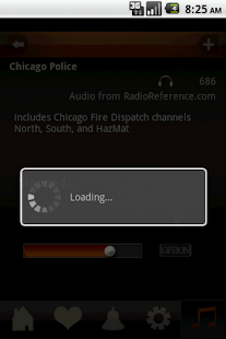 Police Scanner - screenshot thumbnail