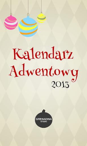Kalendarz Adwentowy 2013