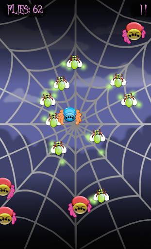 Willies Web Spider action
