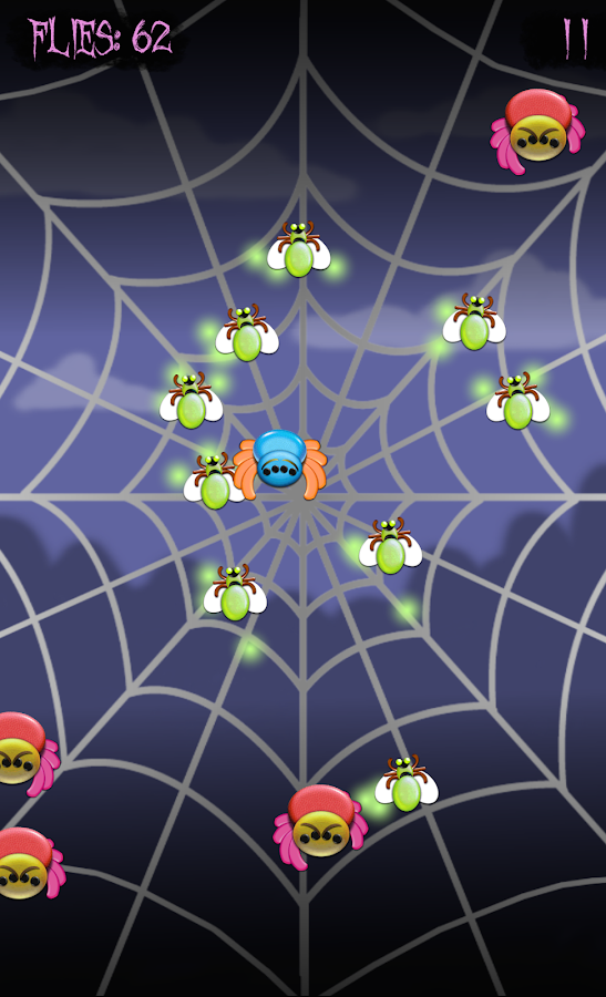 Willies Web ( Spider action! ) - screenshot