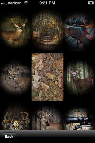 Deer Hunting Wallpaper! - screenshot