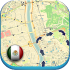 Mexico Offline Map & Weather icon