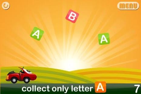 Kids Toy Car: ABC- screenshot thumbnail