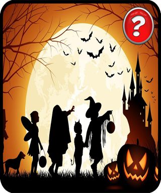 Halloween Memory Games