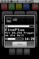Screenshot of Dbox II Multi Remote Control