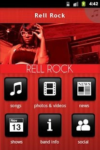 Rell Rock - screenshot thumbnail