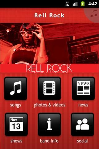 Rell Rock - screenshot
