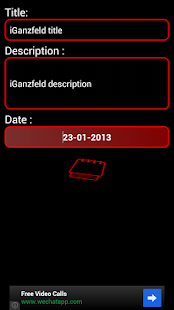 iGanzfeld- screenshot thumbnail