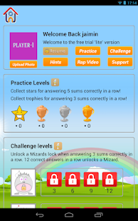 Long Division Games Lite - screenshot thumbnail