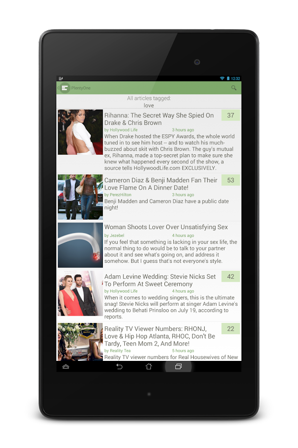 PlentyOne Blog News- screenshot