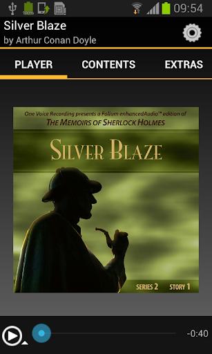 Silver Blaze Arthur C. Doyle