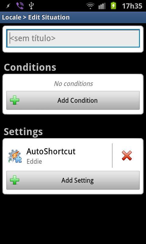 AutoShortcut- screenshot