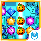Jewel Mania Halloween
